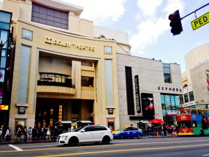 Dolby Theatre - formerly Kodak, Hollywood